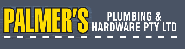 palmers plumbing and hardware pty ltd logo