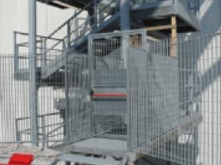 scala di sicurezza
