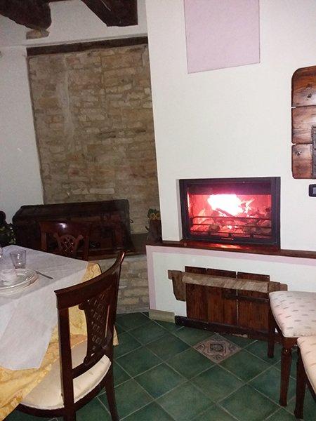 Le Salette - Locanda Da Quaranta in Montefelcino (PU)