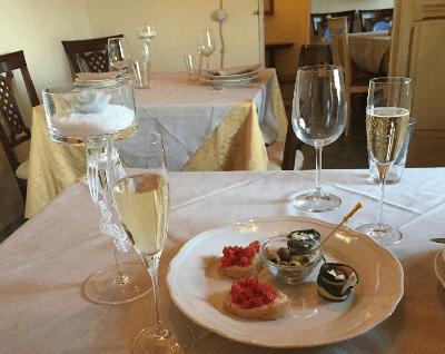 Il nostro menù-Locanda Da Quaranta in Montefelcino (PU)