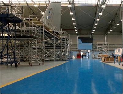 impermeabilizzazione e pavimenti in resina