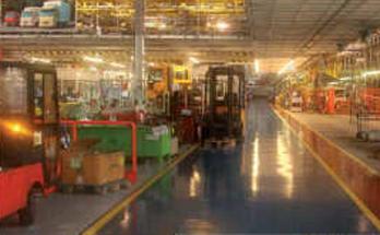 pavimentazione resina industria depositi e logistica