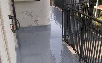 materiale impermeabilizzazione balconi