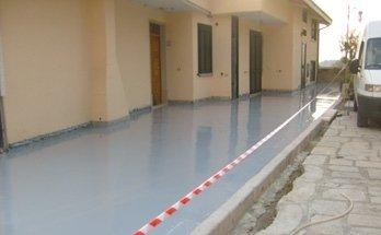 impermeabilizzazione terrazzi pavimentati salerno
