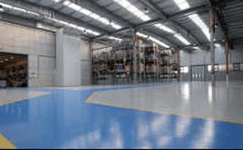 pavimentazione resina industria depositi e logistica salerno