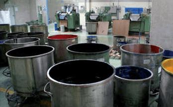 pavimentazione resina industria chimica