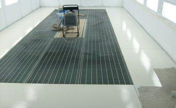 vendita pavimentazione resina autofficine e autorimesse