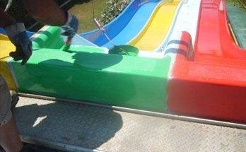 vendita materiali rivestimenti giochi per piscine