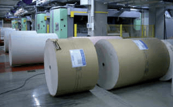 pavimentazione resina industria tipografica