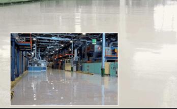 fornitura pavimentazione resina industria meccanica