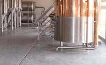 fornitura pavimentazione resina industria alimentare salerno