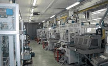 pavimentazione resina industria meccanica