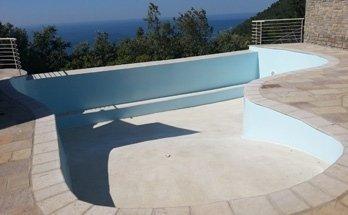 materiali rivestimenti interni per piscina salerno