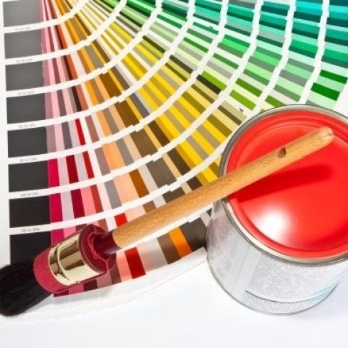 gamma colori vernici