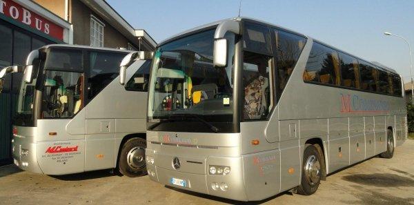flotta noleggio autobus