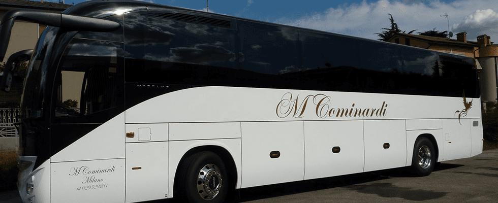 noleggio bus per aziende