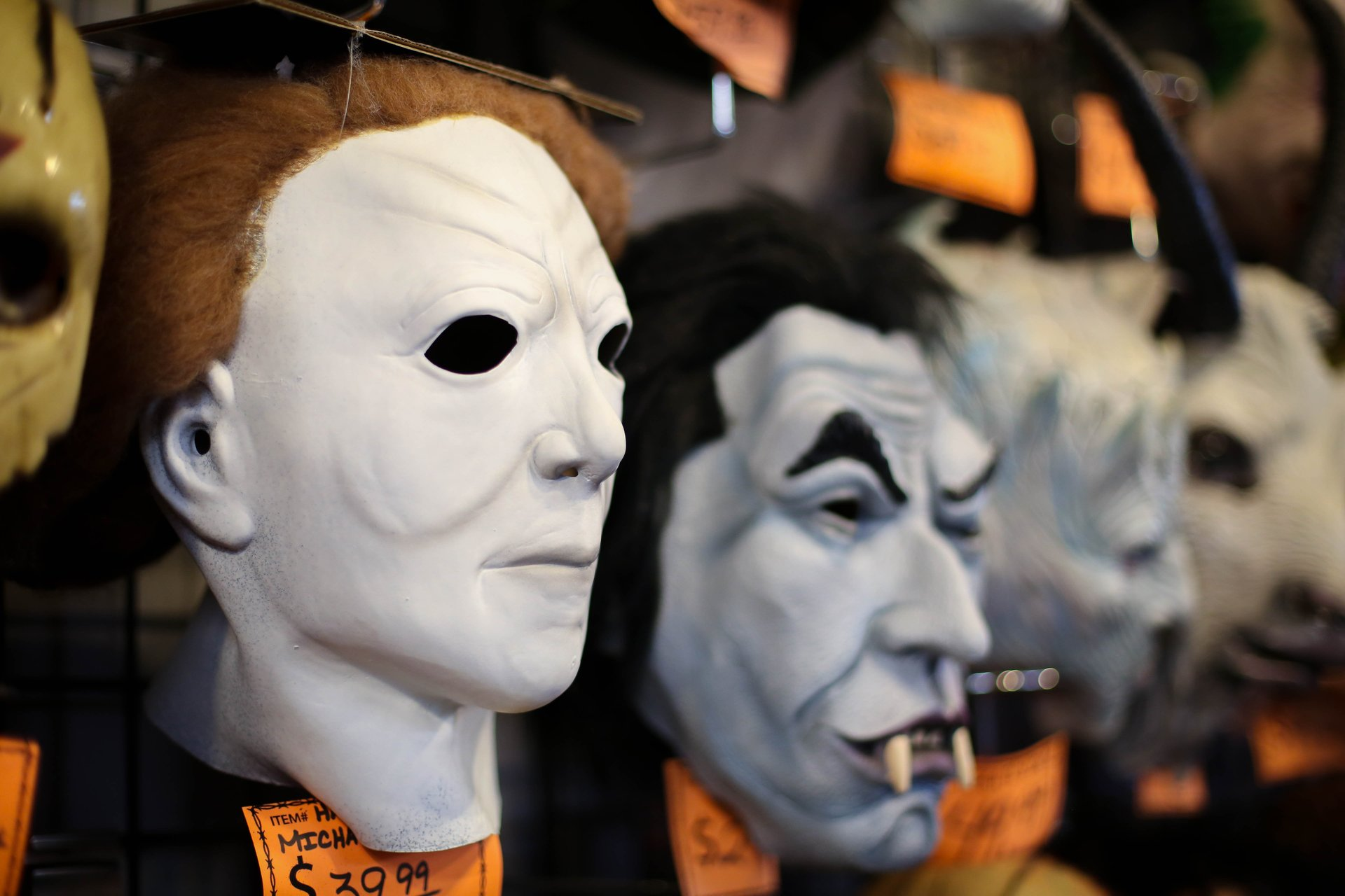costume masks, theatrical masks,
