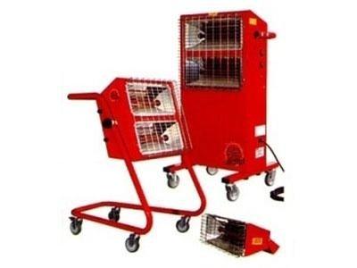 generatori elettrici aria calda