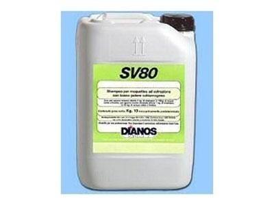 detergente moquette Dianos SV 80