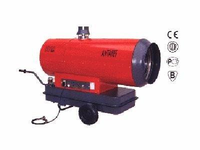generatori mobili aria calda
