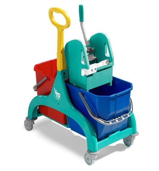 carrello pulizie professionale