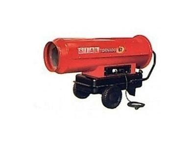 generatore aria calda Sial