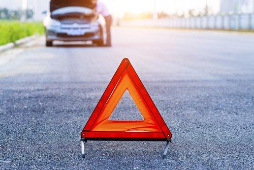 segnale di soccorso stradale
