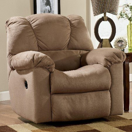 Brown Recliner For Homes