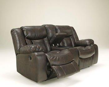 Black recliners set