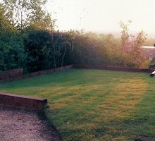Garden maintenance - Ashbourne, Derbyshire - Shaun Foxon Landscape and Garden Services - New garden design