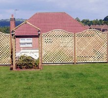 Garden landscapers - Ashbourne, Derbyshire - Shaun Foxon Landscape and Garden Services - Landscaping and fencing services
