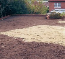 Landscaping services - Ashbourne, Derbyshire - Shaun Foxon Landscape and Garden Services - Garden landscapers