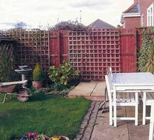 Lawn care and maintenance - Ashbourne, Derbyshire - Shaun Foxon Landscape and Garden Services - Garden design