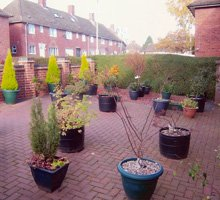 Landscaping services - Ashbourne, Derbyshire - Shaun Foxon Landscape and Garden Services - New garden design