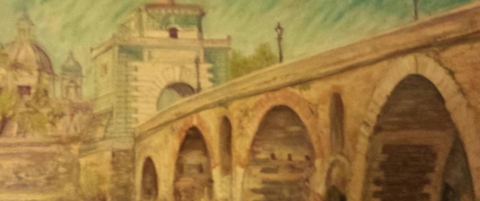 pittura roma