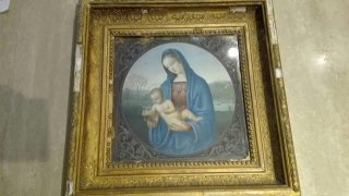 restauro dipinti antichi roma