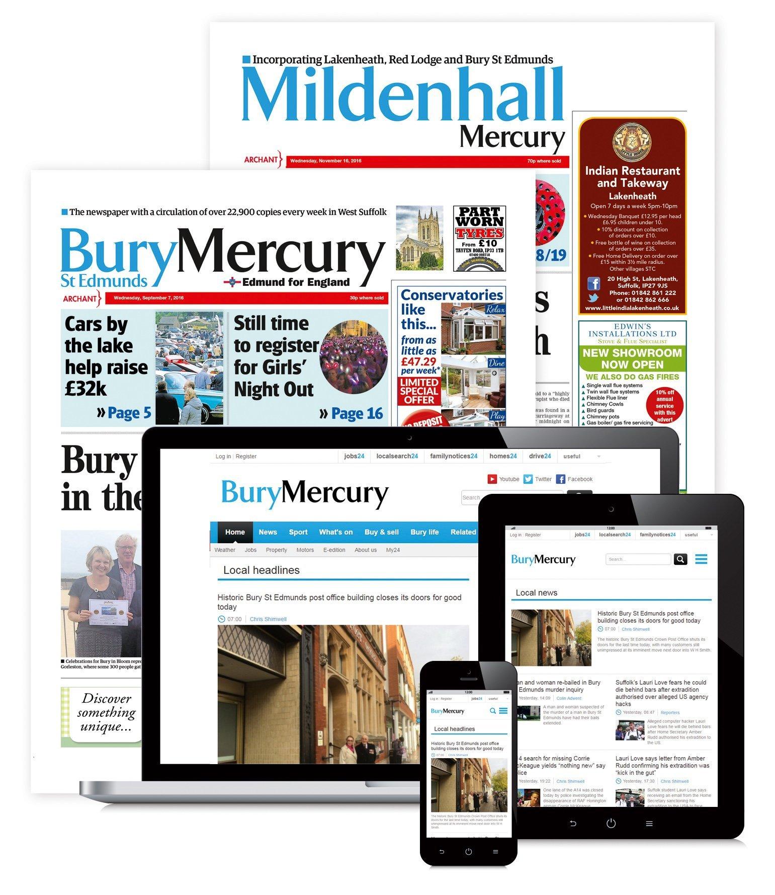 digital and print advertising bury mercury bury mercury 59e78bce bury mercury online advertising specialist online advertising