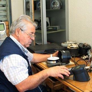 riparazione tachigrafi
