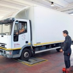 revisione camion