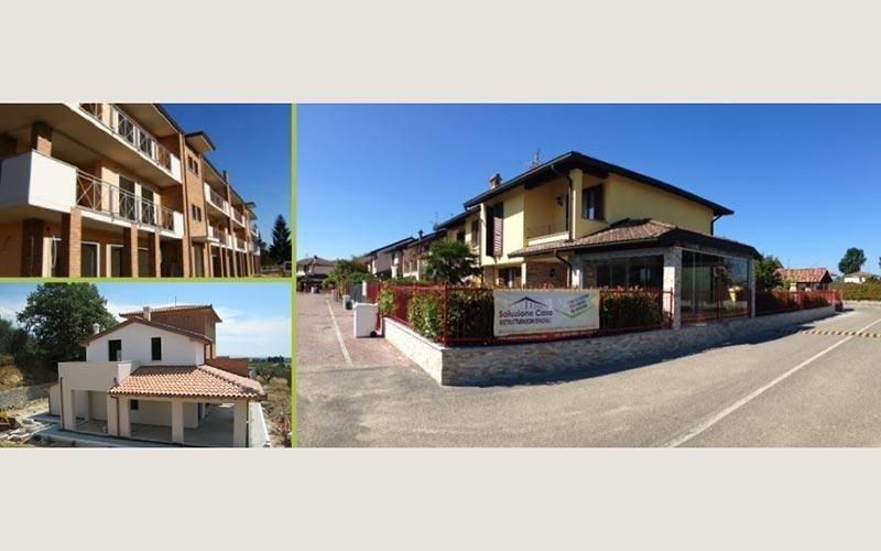 costruzione nuovi appartamenti