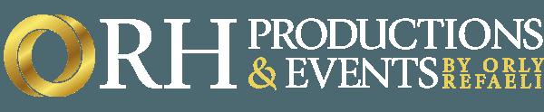 ORH | אורלי רפאלי הפקות ואירועים