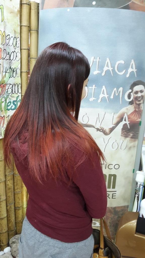 taglio capelli frosinone