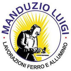 LAVORAZIONE IN FERRO E ALLUMINIO MANDUZIO - LOGO