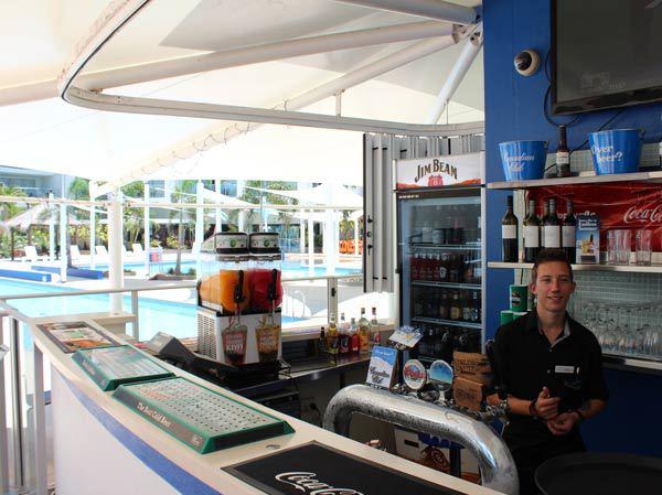 The Pool Bar in Hervey Bay