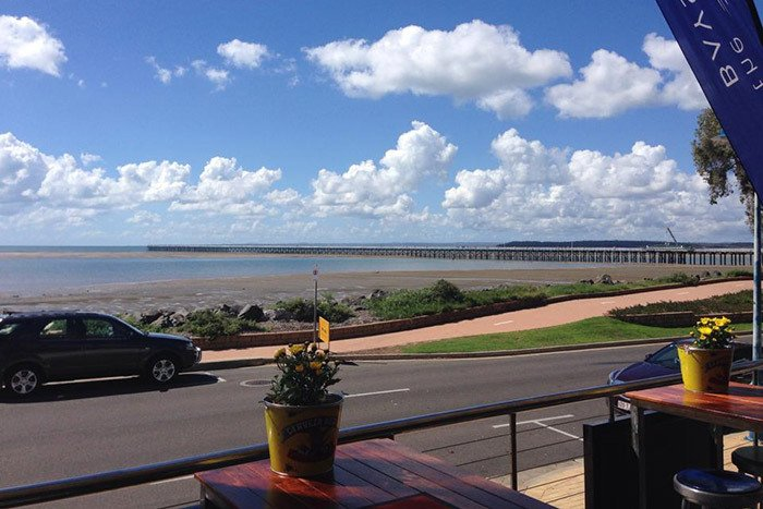 Restaurant Hervey Bay in Hervey Bar