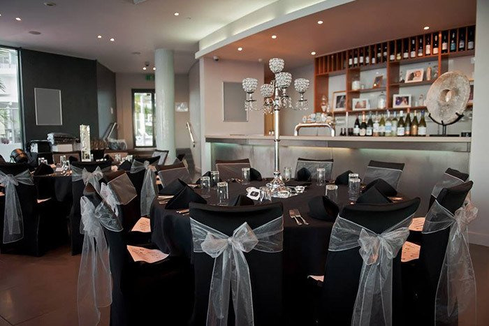 Wedding reception at Bayswater Bar & Bistro