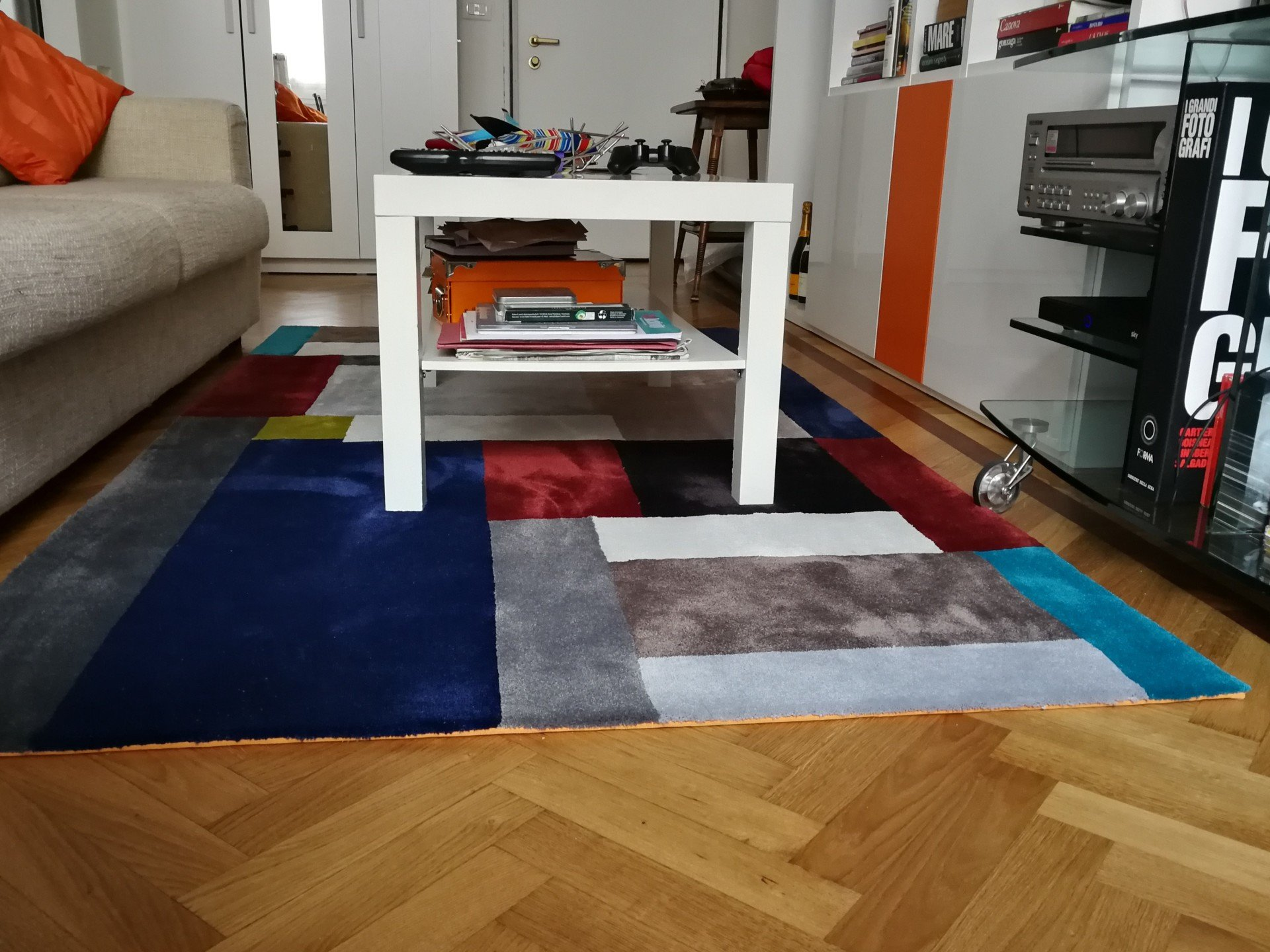 Tappeti personalizzati milano italorli for Ikea tappeti persiani