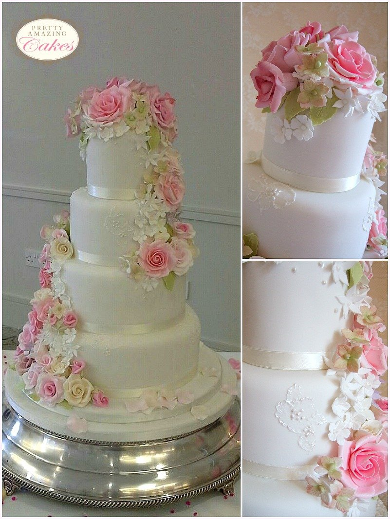 wedding cakes gloucestershire wedding cakes bristol gloucester bespoke wedding cakes 24439