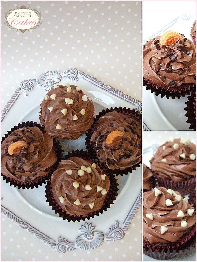 Chocolate Deluxe Cupcakes Bristol
