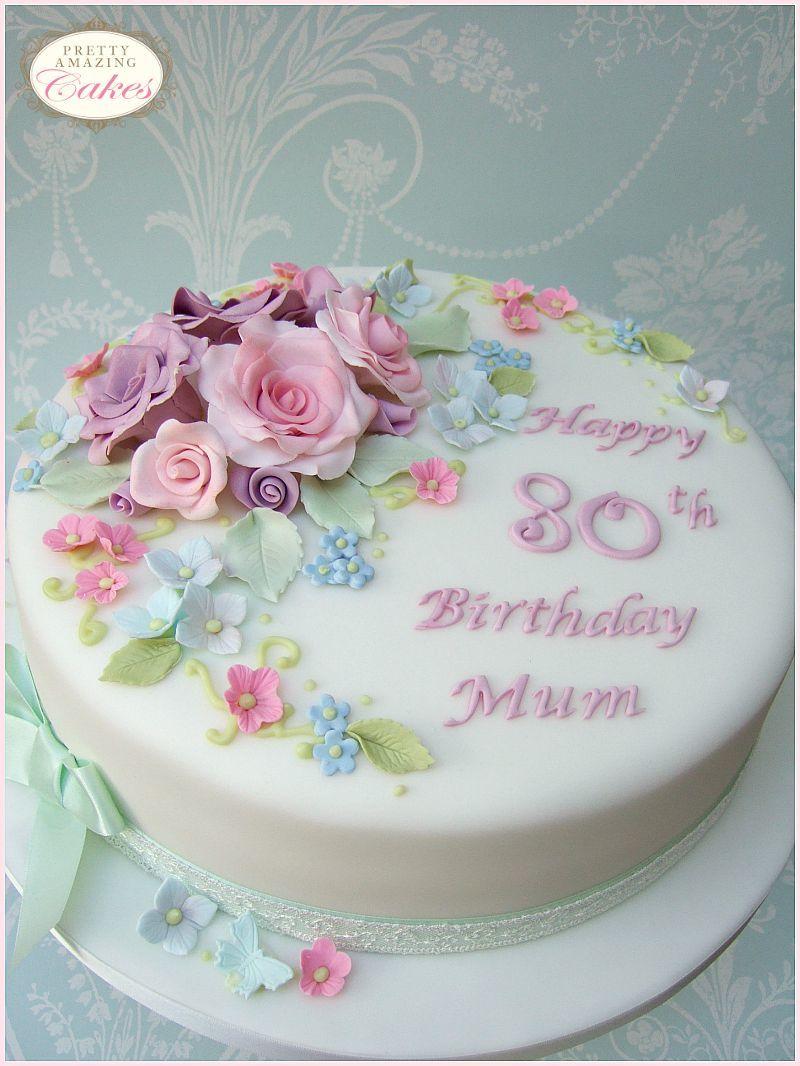 Summer Birthday Cake For Mum Uk